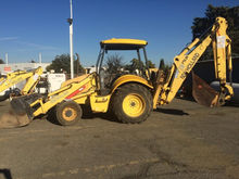 2000 NEW HOLLAND LB75B Backhoe