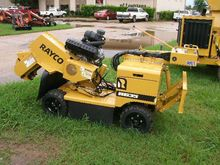 2014 Rayco RG35 Super Jr Stump