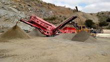 2010 SANDVIK QA450 Screeners