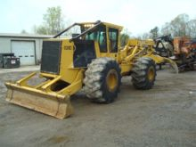 2011 TIGERCAT 620D Skidder