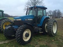1995 Ford 8670 Tractors