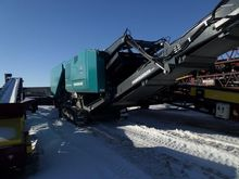 2014 POWERSCREEN XR400S Crusher