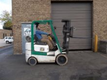 2003 CATERPILLAR GC20K Forklift