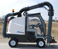 2012 MADVAC LR50 Street sweeper