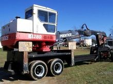 2005 PRENTICE 280 Log loaders -