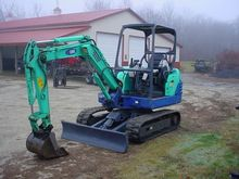 2008 IHI 28 N2 Mini excavators