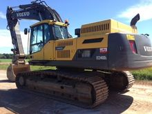 2012 VOLVO EC340DL Excavators