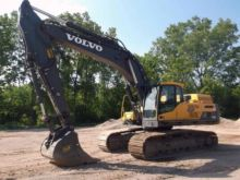 2013 VOLVO EC340DL Excavators