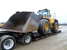 2012 VOLVO L250G Loaders