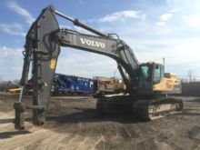 2011 VOLVO EC480DL Excavators