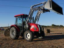 2016 TYM Tractors T654 SYNCHRO