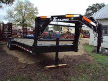 TEXLINE NEW heavy duty 24' bobc