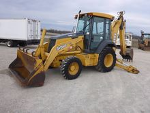 2002 DEERE 310SG Backhoe loader