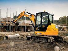 2015 Jcb 8045 ZTS Excavators