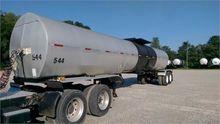 1997 BRENNER 6500 Gallon Tanker
