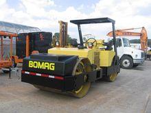 Used 2005 BOMAG BW26
