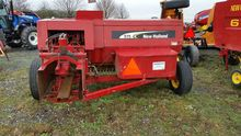 2007 New Holland 570 Square Bal