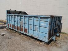 Roll off -- dump tailgate ROLLO