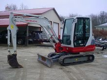 2014 TAKEUCHI TB235 Mini excava