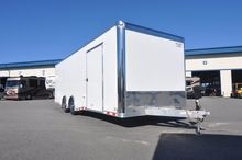 2016 Bravo ASTA8524TA4 Enclosed
