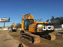 New 2015 Jcb JS220 E