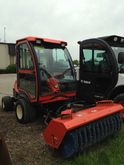 2008 Kubota F3680 (4WD) Riding