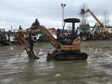2007 CASE CX31 ZTS Excavators