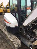 2014 Bobcat E35 Excavators