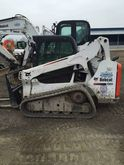 2015 Bobcat T590 Compact track