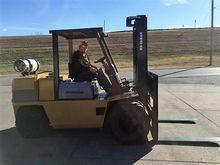KOMATSU FG40C-6 Forklifts