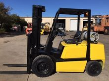 1998 YALE GLP060TG Forklifts