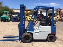 KOMATSU FG15L-12 Forklifts