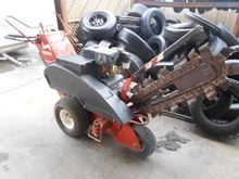 Used DITCH WITCH 133