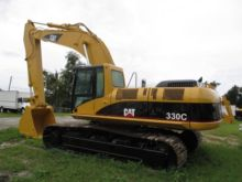 2002 CATERPILLAR 330C Excavator