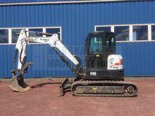 2014 BOBCAT E45 Excavators