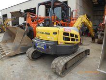 2013 NEW HOLLAND E55BX Excavato