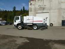 2002 ELGIN EAGLE F Sweeper