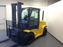 2009 HYSTER H155FT Forklifts