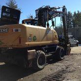 2010 DEERE 220DW Excavators