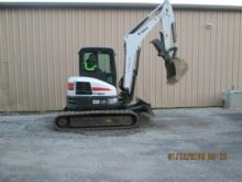 Used BOBCAT E50 Mini