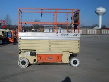 2010 JLG 3246ES Scissor lifts