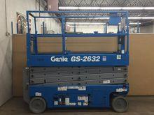 2009 Genie GS - 2632 Work platf
