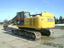 2007 John Deere 240d Excavators