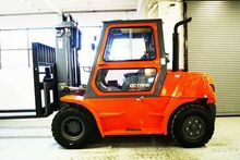 FD80S EQUIPMENT FORKLIFTS