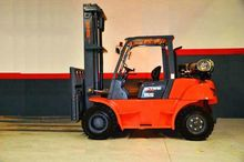 FY70 EQUIPMENT FORKLIFTS