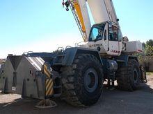 2008 TEREX RT1120 Rough terrain
