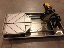 """PEARL PA7 7"""" TILE SAW WITH STAN"""