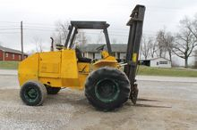1997 MASTER CRAFT A716 Forklift