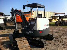 2015 Terex TC37 Excavators