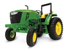 2015 John Deere 6105D Tractors